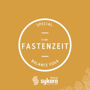 Balance Yoga Special für die Fastenzeit