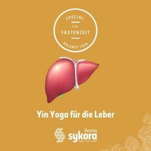 Yogaeinheit für die Leber