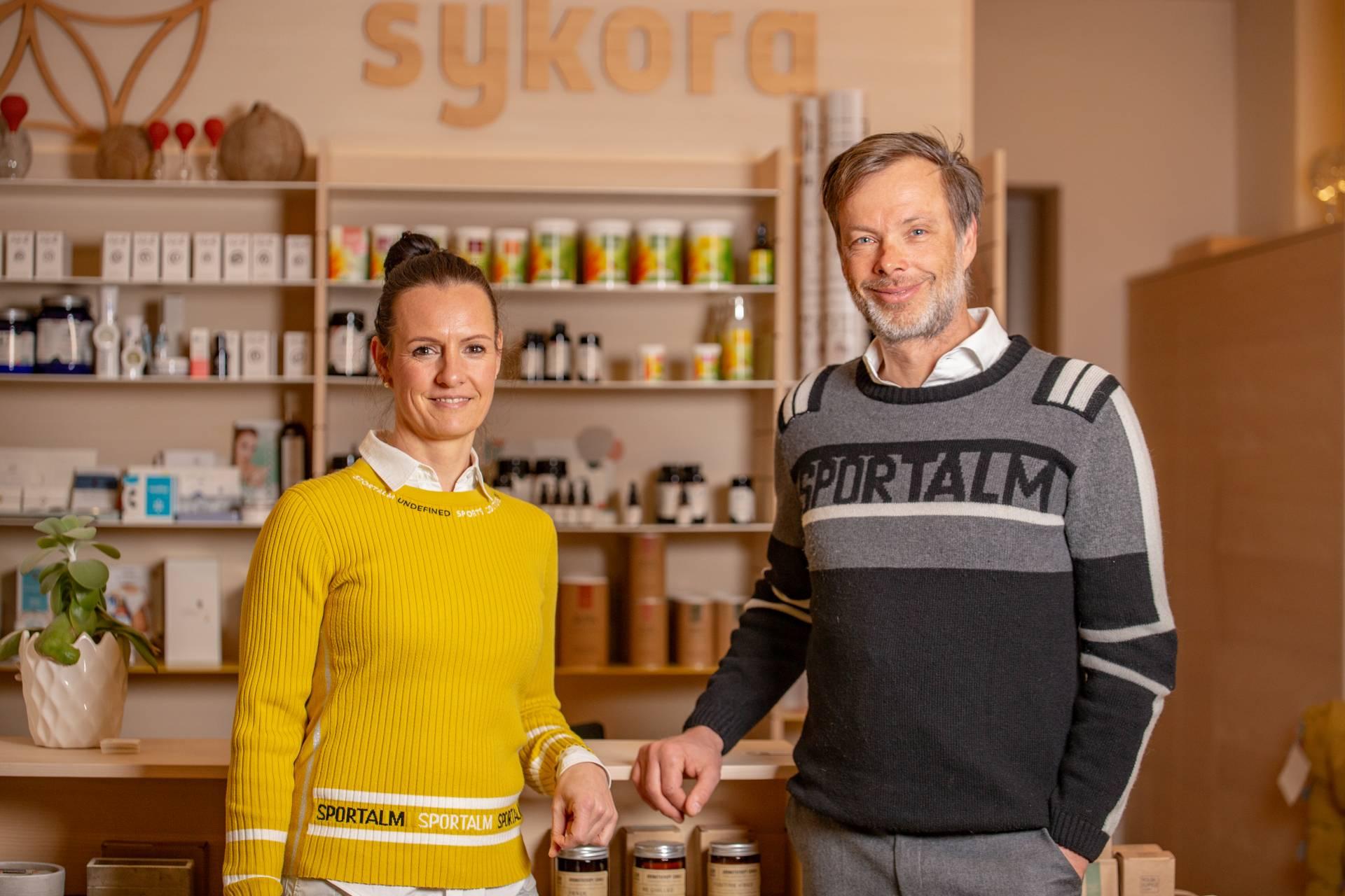 Praxis Sykora - Verena und Thomas Sykora